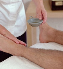 Лечение запаха ног