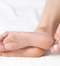 Мазь против запаха ног