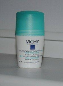 Антиперспирант Vichy