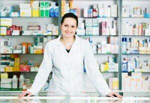 Покупка средств в аптеке