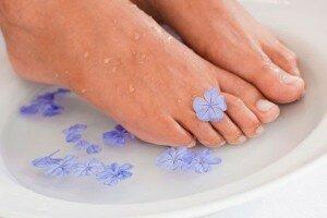 Чистота ног - залог их здоровья