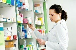 Крема и мази от потливости в аптеке