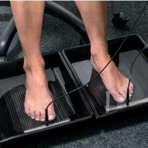 Ионофорез ног
