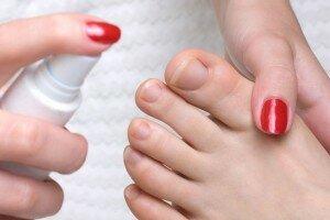 Косметическая процедура против запаха