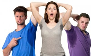 Сильная потливость у мужчин и женщины