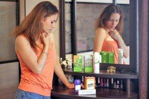Выбор защиты от пота