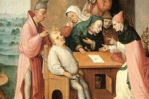 Медицина средневековья оставляла желать лучшего