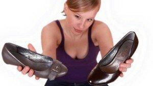 Заражение грибком через обувь