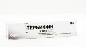 Крем Тербинафин