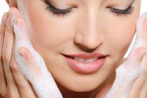 Использование мыла