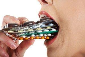 Бесконтрольное лечение антибиотиками