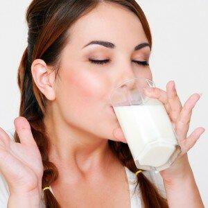 Запиваем таблетку молоком