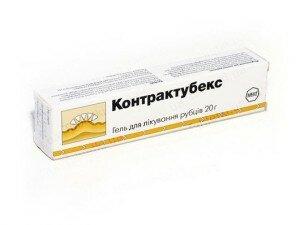 гель Контактубекс