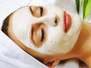 Питательная косметическая маска