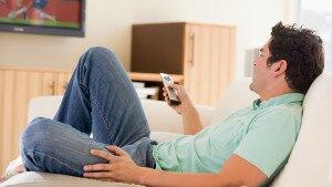 Малоподвижный образ жизни как причина появления липомы