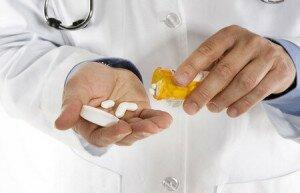 Медикаментозное лечение чирьев