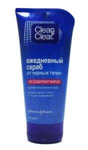Скраб Clean&Clear